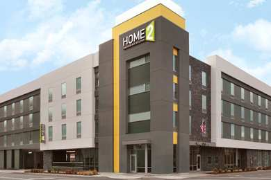 Home2 Suites by Hilton Downtown Eugene