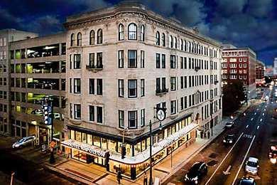 Hotel Napoleon Downtown Memphis