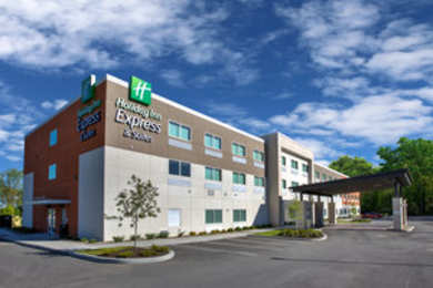 Holiday Inn Express Hotel & Suites New Castle