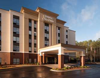 Hampton Inn & Suites Downtown Augusta