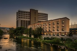 Courtyard by Marriott Hotel Downtown Riverfront  Reno