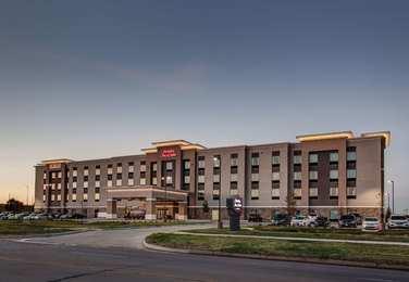 Hampton Inn Suites Airport Wichita