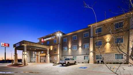 Best Western Plus Lonestar Inn & Suites Colorado City