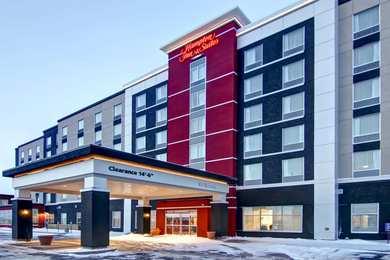Hampton Inn & Suites Grande Prairie