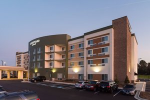 Courtyard By Marriott Hotel Spring Lake