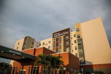 Hilton Garden Inn Tampa Suncoast Parkway Lutz