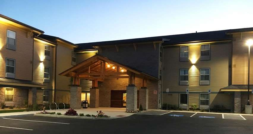 Aptel Studio Hotel Anchorage