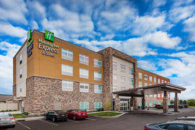 Holiday Inn Express Hotel Suites Rice Lake