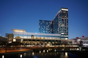 Marriott Marquis Hotel Convention Center Houston
