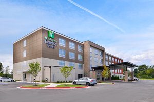 Holiday Inn Express Hotel Suites Siloam Springs