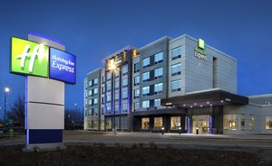 Holiday Inn Express North Red Deer