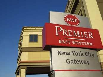 Best Western Premier Nyc Gateway Hotel North Bergen