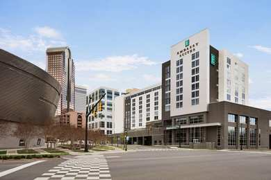 Embassy Suites Uptown Charlotte