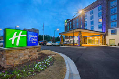 Holiday Inn Express Hotel Suites Covington