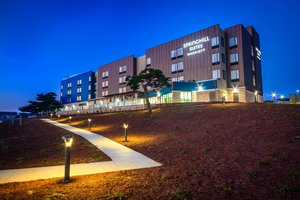 SpringHill Suites by Marriott the Dunes on Monterey Bay Marina