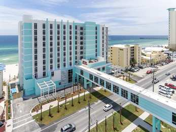 Hampton Inn Suites Beachfront Panama City Beach