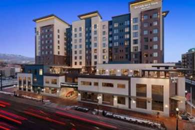 Residence Inn By Marriott City Center Boise