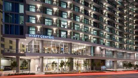 Hyatt Centric Hotel Brickell Miami