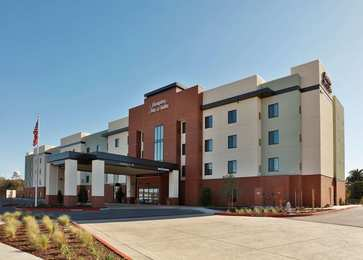 Hampton Inn CSUS Sacramento