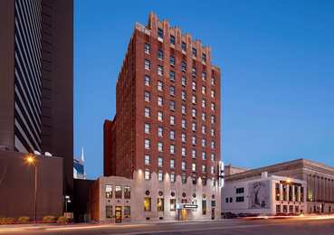 Holston House Hotel Downtown Nashville