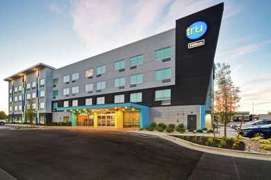 Tru by Hilton Hotel Airport Salt Lake City