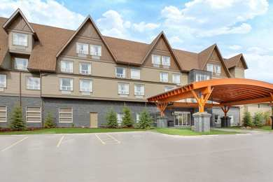 Super 8 Hotel Canmore