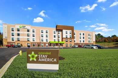 Extended Stay America Hotel Woodruff Road Greenville