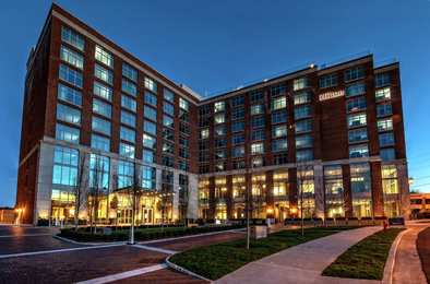 Hilton Hotel Green Hills Nashville
