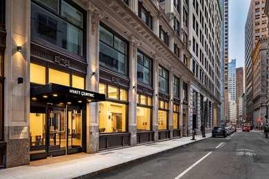 Hyatt Centric Hotel Faneuil Hall Boston