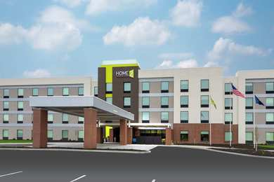 Home2 Suites by Hilton Airport Indianapolis