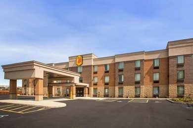 Super 8 Motel North St Louis