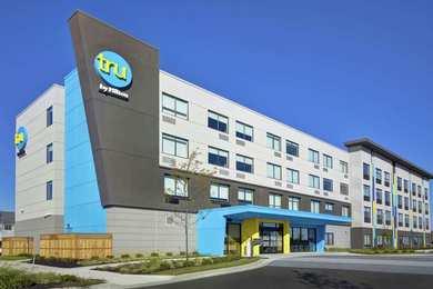Tru by Hilton Hotel North King's Island Mason