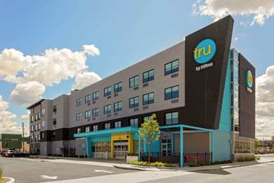 Tru by Hilton Hotel Cleveland Clinic