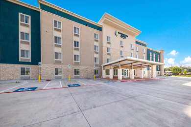 WoodSpring Suites Central Legacy Drive Plano