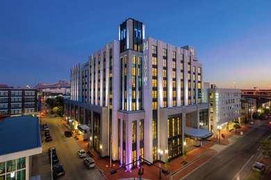 Higgins Hotel & Conference Center New Orleans