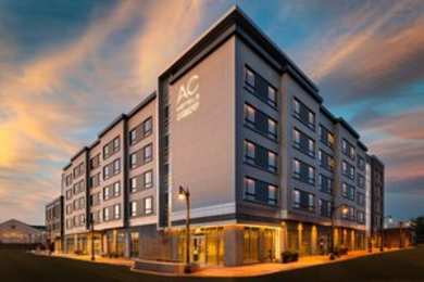 AC Hotel by Marriott Downtown Waterfront Portsmouth