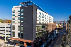 Aloft Hotel at The Battery Atlanta