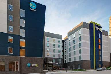 Home2 Suites by Hilton Downtown Milwaukee