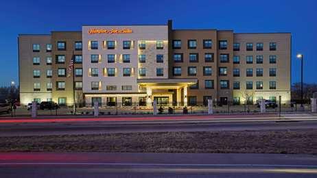 Hampton Inn & Suites University Lubbock