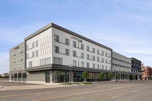 Courtyard by Marriott Hotel Downtown Lansing
